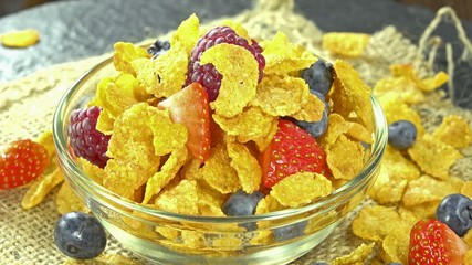 Cornflakes and Berries (loopable)