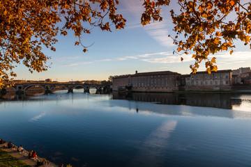 Hôtel Dieu et Pont Neuf, Toulouse