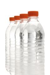 Four Water Bottles