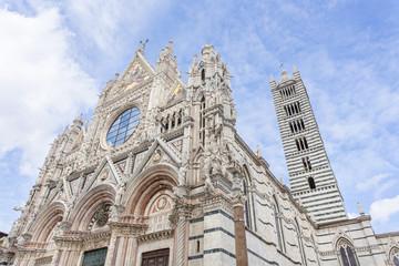 Basilica of San Domenico siena tuscany italy church
