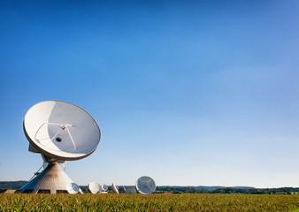 satelite dish - radio telescope