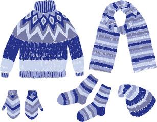 warm knit