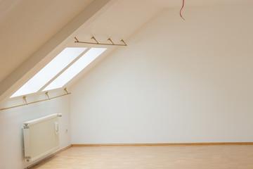Renoviertes Dachgeschoss