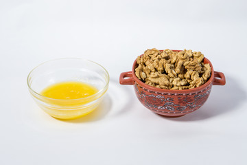walnut and honey