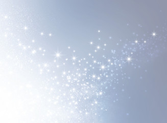 starlight silver background