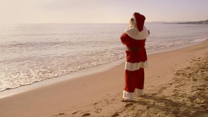 Santa Vacation - Dancing