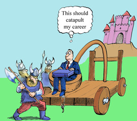 'This should catapult my career.'