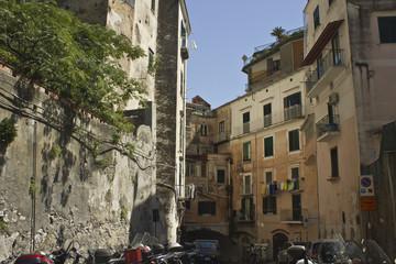 Amalfi ancient buildings