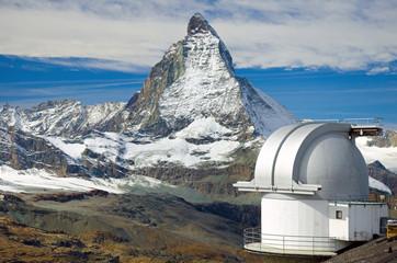 Observatorium auf dem Gornergrat