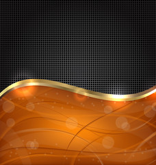 Abstract background design template
