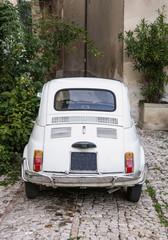 Automobile vintage italiana