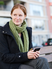 Mobile Communication in the City