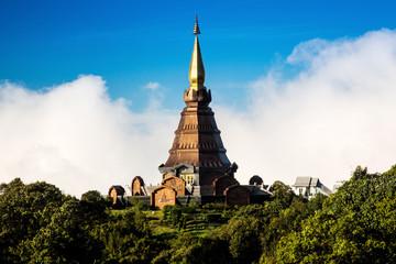 Pagoda Of Doi Inthanon