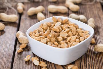 Roasted Spicy Peanuts