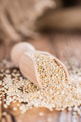 Portion of Quinoa