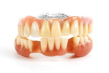 false teeth prosthetic