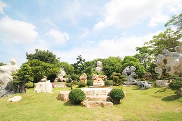 Million Years Stone Park, Pattaya Thailand