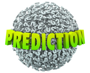 Prediction Question Mark Sphere Prophesy Fate Guessing Future Ou