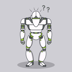 Stupid Question Robot