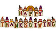 happy thanksgiving - 73554112