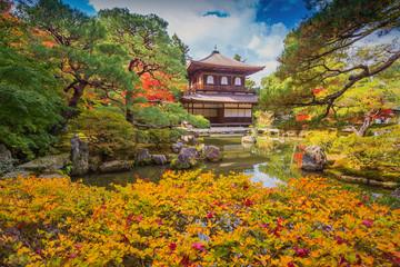Ginkaku-ji, the Temple of the Silver Pavilion