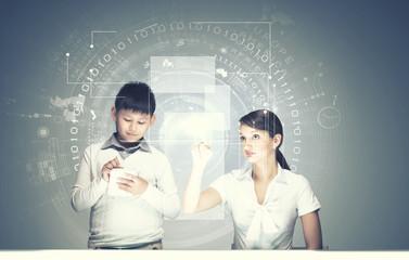 Innovative technologies lesson