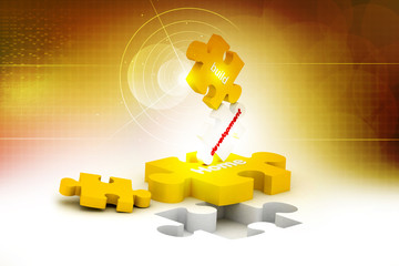 3d multi use construction puzzles
