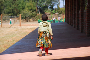 Children's play-Pomerini-Tanzania-Africa