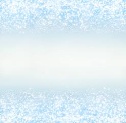 Fabulous Christmas snow background