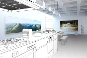 Vision of a Loft (project)