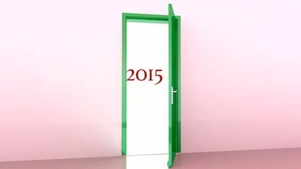 Porta che si apre al 2015