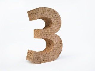 Brick Number Three