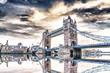 Obrazy na płótnie, fototapety, zdjęcia, fotoobrazy drukowane : London Bridge at sunset