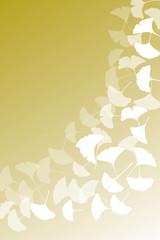 背景素材壁紙(紅葉, 落葉, 秋, いちょう, もみじ, 楓, )