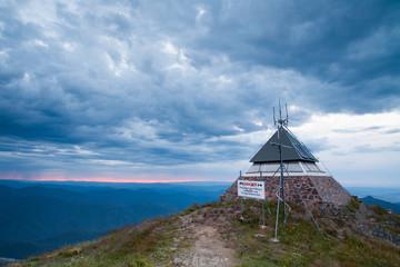 Mt Buller Summit Hut