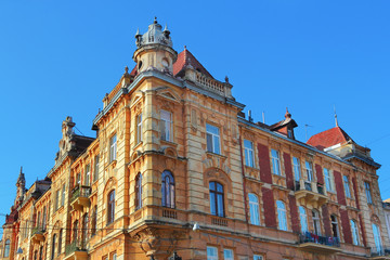 Old building in Lvov