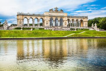 Gloriette at Schonbrunn Palace, Vienna, Austria