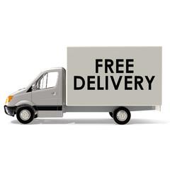 Fast delivery van