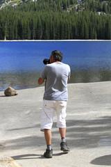 photographe à Yosemite
