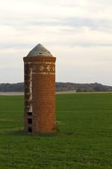 Old Brick Silo
