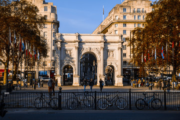 Marble Arch, Londra