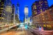 Lowe Manhattan Cityscape in New York City