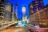 Fototapety Lowe Manhattan Cityscape in New York City