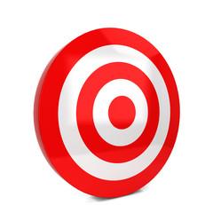 Red target