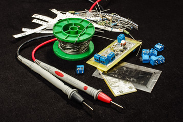 Electronics design process and equipment