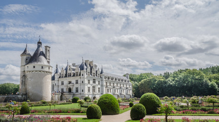 Chateau and Garden Chenonceau