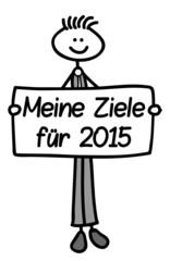 Meine Ziele für 2015