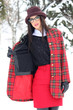 christmas gift winter fashion snow