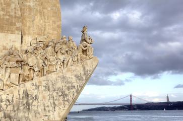 Padrão dos Descobrimentos in Lisbon, Portugal