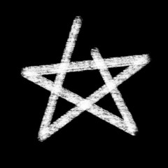 контур  звезды